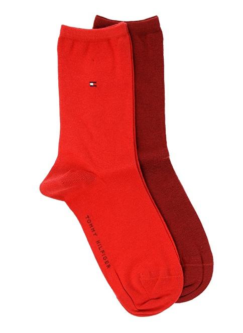 Tommy Hilfiger Çorap | 2'li Paket Renkli